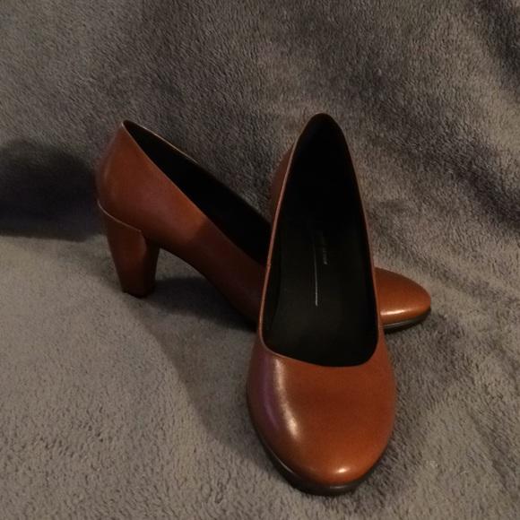 11d4eed1 ECCO Danish Design Ladies Dress Shoes Size 39 NWT